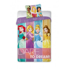 Detské posteľné obliečky Princess  Preview