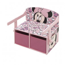 Detská lavica s úložným priestorom Minnie Mouse 2 Preview
