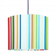 Detská textilná závesná lampa Stripes Mini Preview
