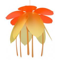 R&M COUDERT detská lampa Kvet oranžová Preview