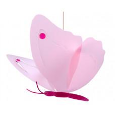R&M COUDERT detská lampa Motýlik ružová Preview