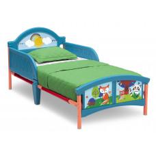 Detská posteľ Lesné zvieratká Preview