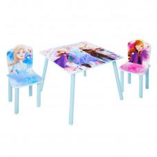 Detský stôl s stoličkami Frozen - Ľadové Kráľovstvo 2 Preview