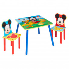 Detský stolík so stoličkami Mickey Mouse Preview