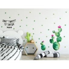 Dekorácia na stenu DEKORNIK Kaktus Preview