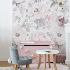 Tapeta DEKORNIK Pink Garden 100 x 280 cm Preview