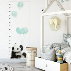 DEKORNIK mierka vzrastu Panda a mätové balóny Preview