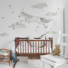 Dekorácia na stenu DEKORNIK Unicorn in the Sky Preview