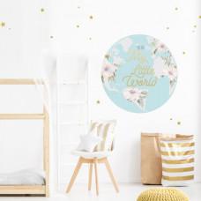 Dekorácia na stenu DEKORNIK My Little World Preview
