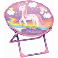Detská rozkladacia stolička - Jednorožec