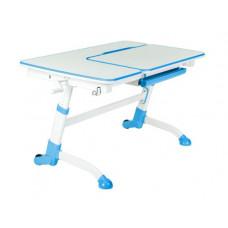 FUN DESK Amare Detský písací stôl s nastaviteľnou výškou - modrý Preview