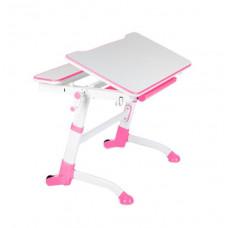 FUN DESK Volare Detský písací stôl s nastaviteľnou výškou - ružový Preview