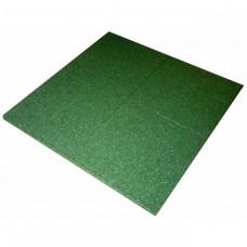 Športová gumená podlaha 100 x 100 x 2 cm - zelená Preview