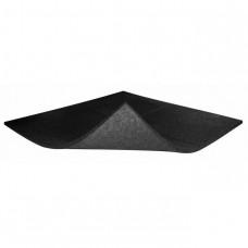 Športová gumená podlaha 100 x 100 x 2 cm - čierna Preview