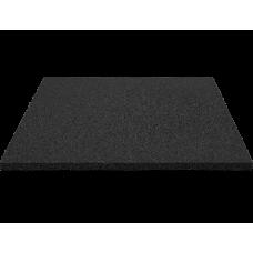 Bezpečnostná gumená podlaha 100 x 100 x 3 cm - čierna Preview