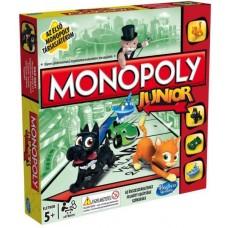 Hasbro Monopoly Junior Preview