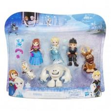 Frozen Ladové kráľovstvo Mini hrací set 6 postáv z filmu Preview