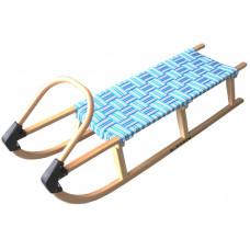 Acra sane drevené 125 cm modré Preview