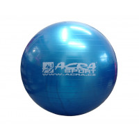 Lopta gymnastická (Gymball) 550 mm modrá