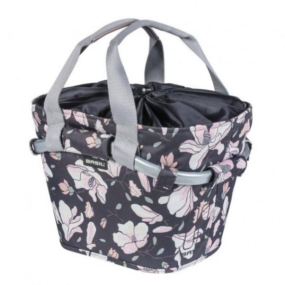 Predný košík Basic Carry All Magnolia - sivý