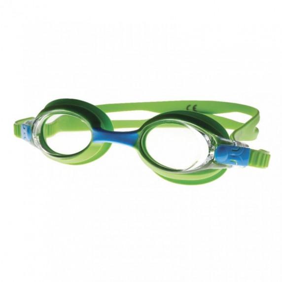 Detské plavecké okuliare SPOKEY MELLON - zelené