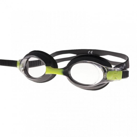 Detské plavecké okuliare SPOKEY MELLON - čierne