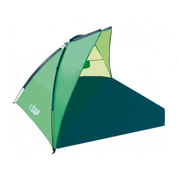 Plážový stan LOAP Beach Shelter M - zelený
