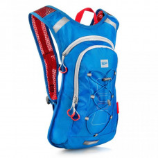 Cyklistický batoh 5 l SPOKEY Otaro K928598 - modrý Preview