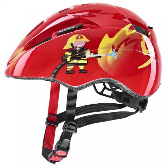 Detská prilba Uvex KID 2 CC hasič