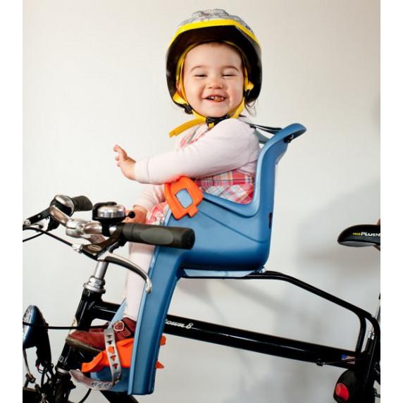 Cyklosedačka POLISPORT Bilby Junior 8632800007 - fiaľová/tmavosivá