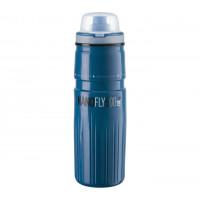 """Cyklistická fľaša ELITE NANOFLY 21"""" Thermo 500 ml - modrá"""