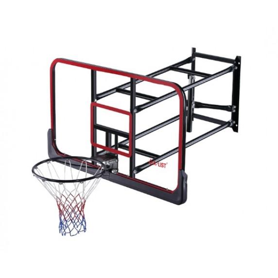 Basketbalová doska MASTER 127 x 71cm s konštrukciou