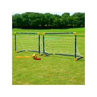 MASTER set futbalových bránok 85 x 60 x 42 cm s loptou