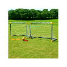 MASTER set futbalových bránok 85 x 60 x 42 cm s loptou Preview
