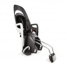 Detská cyklosedačka HAMAX Caress - šedo/bielo/čierna Preview