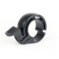 Zvonček na bicykel KNOG OI Classic - čierny malý