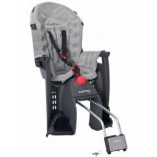 Hamax Siesta Premium detská cyklosedačka - šedá Preview