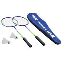 HUDORA set na badminton 2 rakety + 2 košíky HD-33