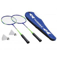 HUDORA set na badminton 2 rakety + 2 košíky HD-33 Preview