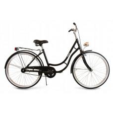 "Dámsky bicykel 26"" Goetze BELLA - čierny Preview"