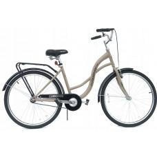 VENETIAN 1 Speed 26 dámsky mestský bicykel 2019 - Béžový Preview