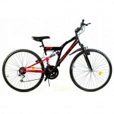 """GOETZE CORE horský bicykel 26"""" čierno-červený Preview"""