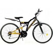 """GOETZE CORE horský bicykel 26"""" čierno-žltý Preview"""