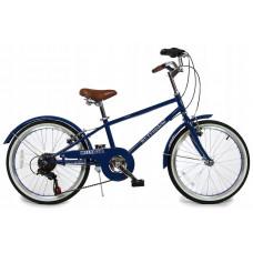 "Mr.Freedom dievčensky  bicykel 20"" modrý Preview"