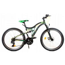 "AMTRAK MTB horský bicykel 26"" - zelený Preview"