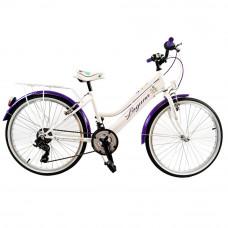 "KANDS LAGUNA dievčenský bicykel VS-1 24"" 2019 Preview"