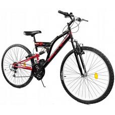 """GOETZE CORE horský bicykel 24"""" čierno-červený Preview"""