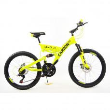"""CARBON chlapčenský horský bicykel 24"""" 2019 Preview"""