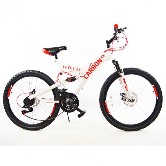 "CARBON horský bicykel 26"" 2019"