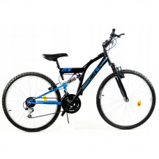 "GOETZE CORE horský bicykel 26"" čierno-modrý Preview"